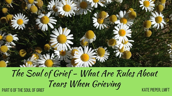 the soul of grief